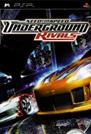 Need for Speed: Underground - Rivals (2005) cover