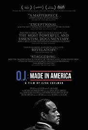 O.J.: Made in America 2016 poster