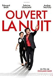 Ouvert la nuit (2016) cover