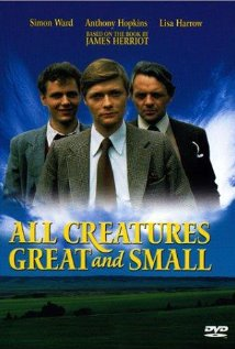 All Creatures Great and Small (1975) cover