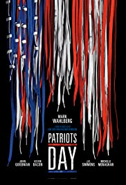 Patriots Day (2016) cover