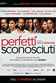 Perfetti sconosciuti (2016) cover