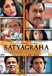 Satyagraha (2013) cover