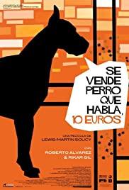 Se vende perro que habla, 10 euros 2012 poster
