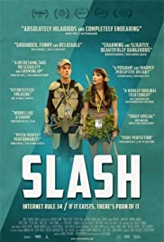 Slash (2016) cover