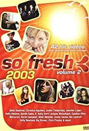 So Fresh 2003: Volume 2 2003 poster