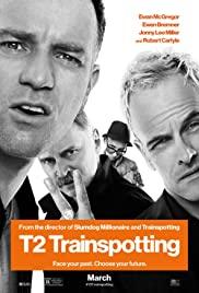 T2 Trainspotting 2017 poster