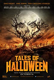 Tales of Halloween (2015) cover