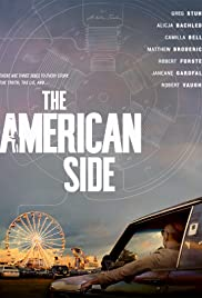 The American Side (2016) cover