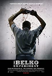 The Belko Experiment (2016) cover