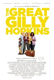 The Great Gilly Hopkins (2015) cover