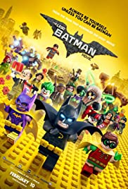 The LEGO Batman Movie (2017) cover