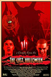 The Last Halloween (2014) cover