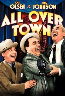 All Over Town (1937) cover