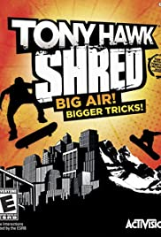 Tony Hawk: Shred (2010) cover