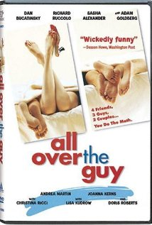 All Over the Guy (2001) cover