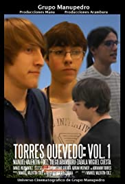 Torres Quevedo: Vol. 1 (2016) cover
