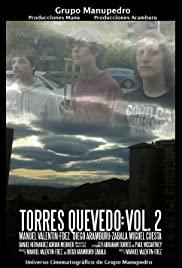 Torres Quevedo: Vol. 2 (2016) cover