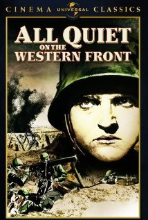 All Quiet on the Western Front (1930) cover