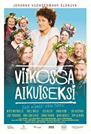 Viikossa aikuiseksi (2015) cover