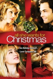 All She Wants for Christmas (2006) cover