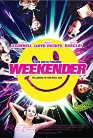 Weekender (2011) cover