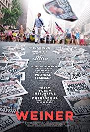 Weiner (2016) cover