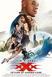 xXx: Return of Xander Cage (2017) cover