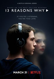 13 Reasons Why 2017 poster