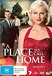 A Place to Call Home 2013 poster