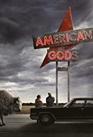 American Gods (2017) cover