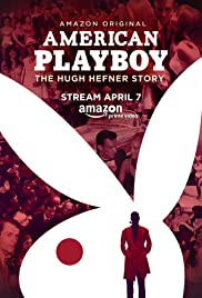 American Playboy: The Hugh Hefner Story 2017 poster