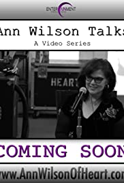 Ann Wilson Talks (2017) cover