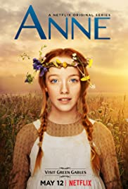Anne with an E (2017) cover