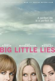 Big Little Lies 2017 poster