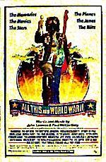 All This and World War II 1976 poster