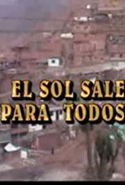 El sol sale para todos (1985) cover