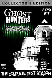 Ghost Hunters (2004) cover