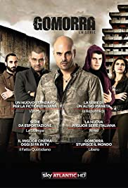 Gomorra: La serie (2014) cover