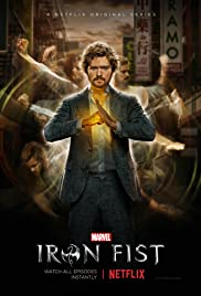 Iron Fist (2017) cover