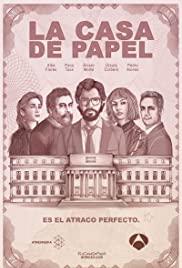 La casa de papel (2017) cover