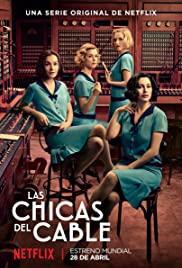 Las chicas del cable (2017) cover