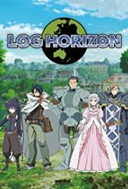 Log Horizon (2013) cover