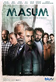 Masum (2017) cover