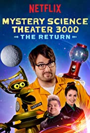 Mystery Science Theater 3000: The Return 2017 poster
