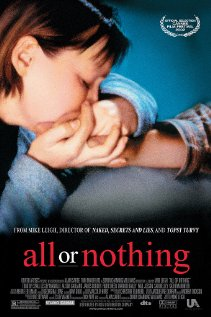 All or Nothing 2002 poster