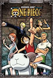 One Piece (1999) cover