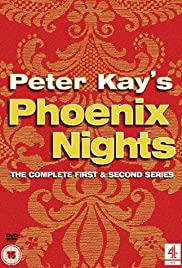 Phoenix Nights (2001) cover