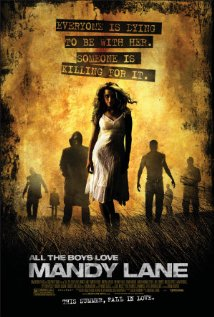 All the Boys Love Mandy Lane 2006 poster