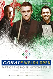 Snooker: Coral Welsh Open (2009) cover